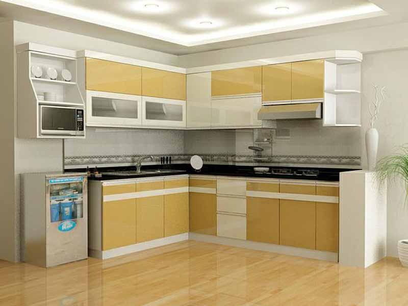 Giá đóng tủ bếp tại Quảng Ninh
