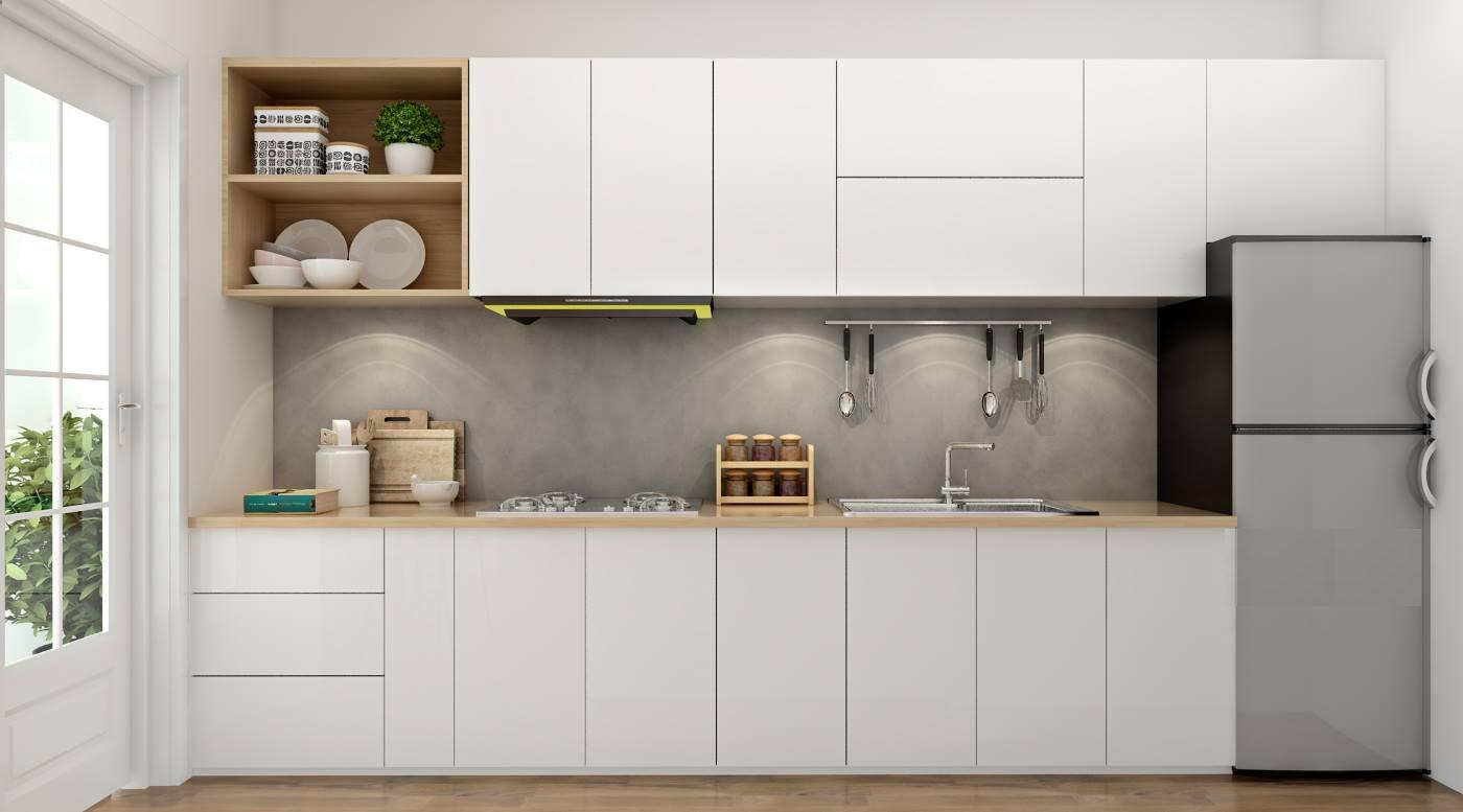 Tìm hiểu đặc điểm vật liệu làm tủ bếp gỗ An Cường