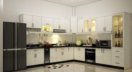 Giá tủ bếp tại Ninh Bình
