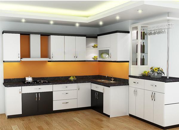 Dịch vụ thiết kế thi công tủ bếp tại Thanh Hóa